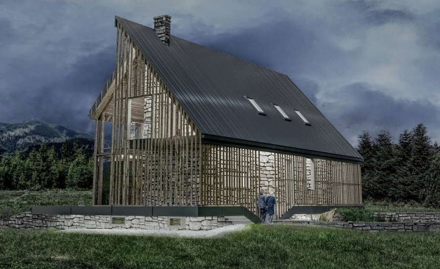 Budynek mieszkalny jednorodzinny w Witowie