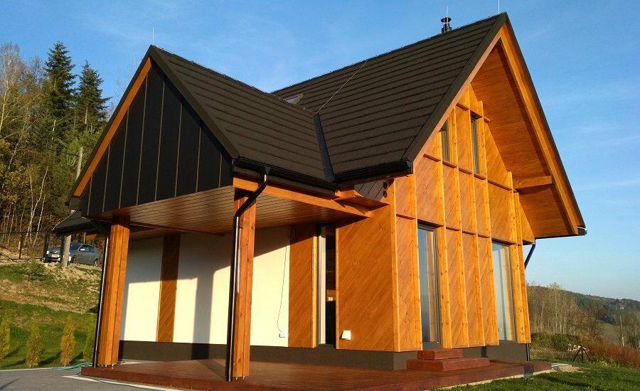 Dom jednorodzinny w Stroniu