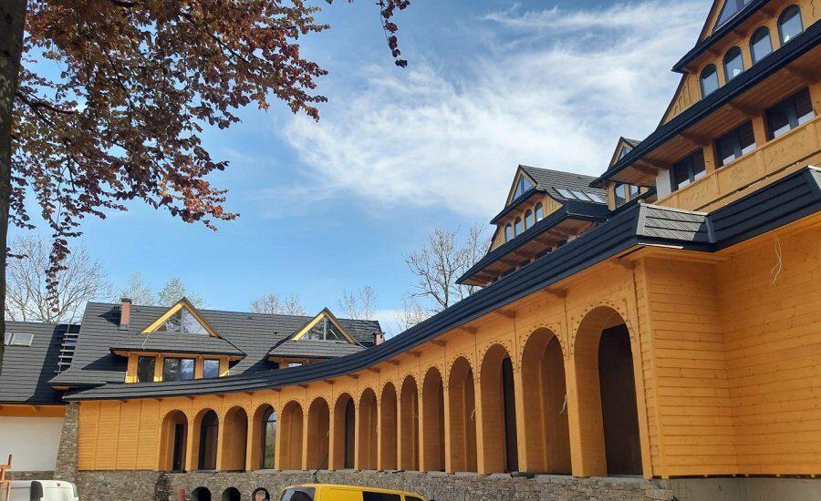 Hotel Warszawianka w Zakopanem