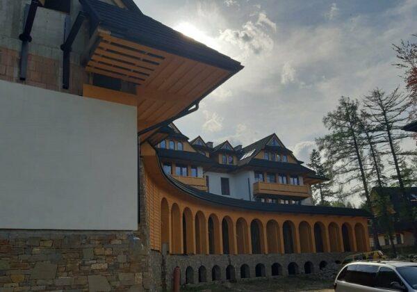 """Hotel """"Warszawianka"""" w Zakopanem"""
