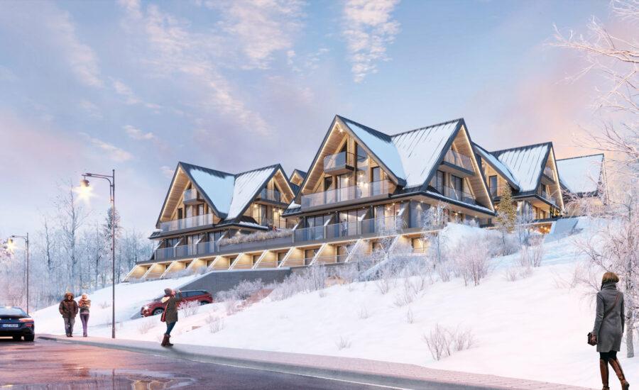 Aries Residence w Bukowinie Tatrzańskiej