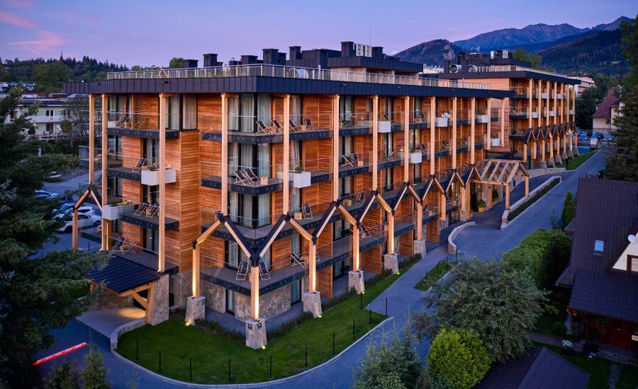 Bachleda Club Residence w Zakopanem