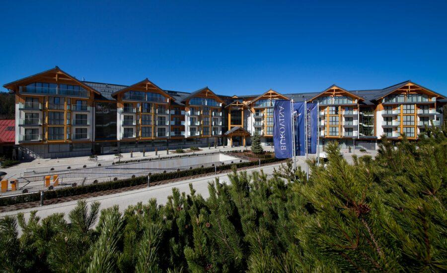 Hotel Bukovina w Bukowinie Tatrzańskiej