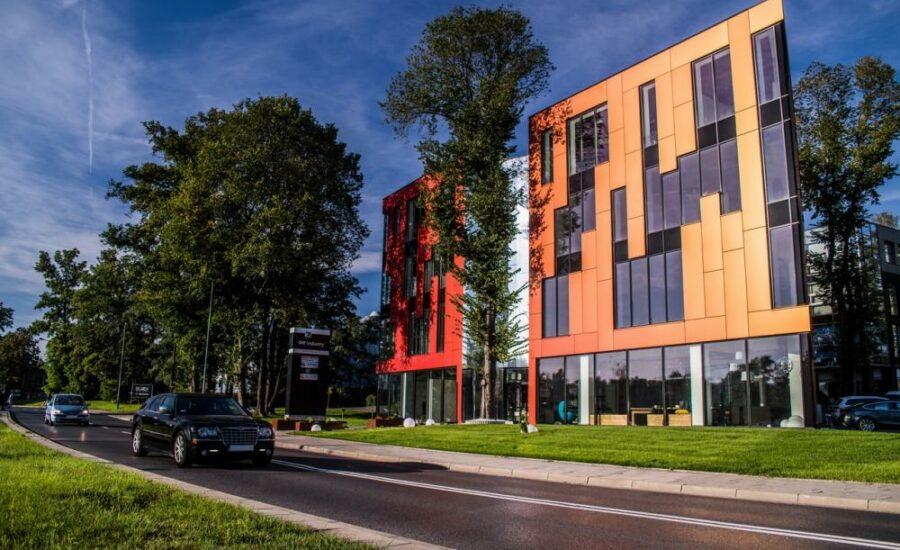 Tree House Office w Krakowie