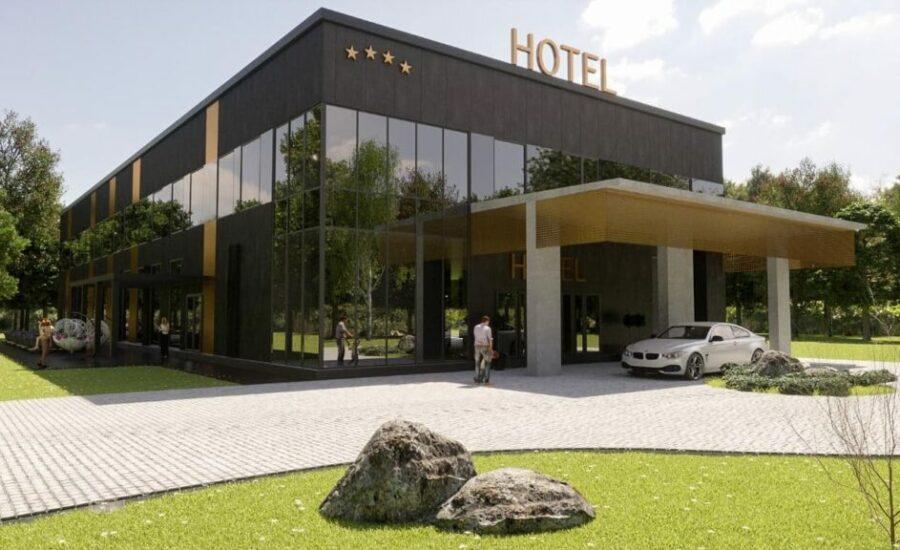Hotel w Radzyniu Podlaskim