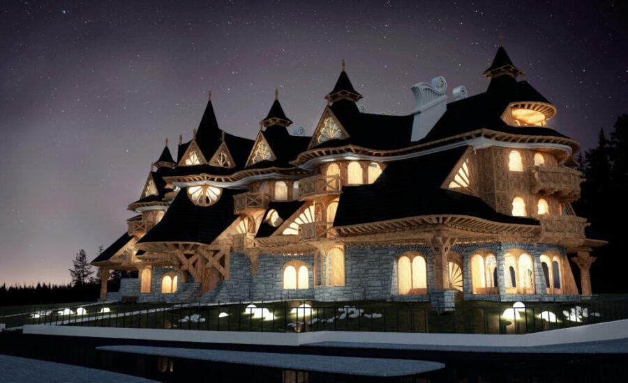 Bajkowy Hotel w Zakopanem